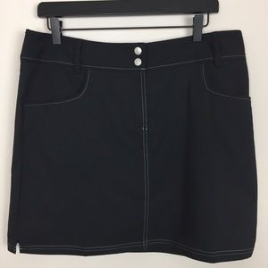 Adidas Climacool Athletic Skirt Skort Golf Tennis